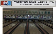Yorkton Bowl Arena Welcomes You!